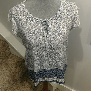 Medium Liz Claiborne Summer Sleeveless Top
